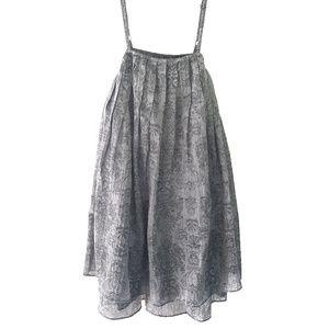 CECICO Flared Shift Dress